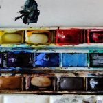 What colors do I have in my watercolor box?