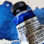 Phthalo blue (red shade)