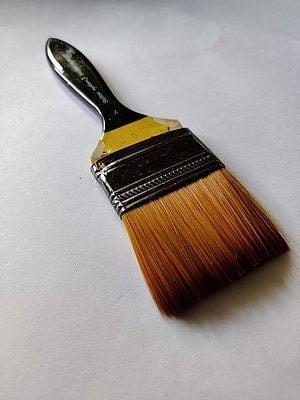 Wide brush