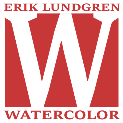 Erik Lundgren  Watercolor