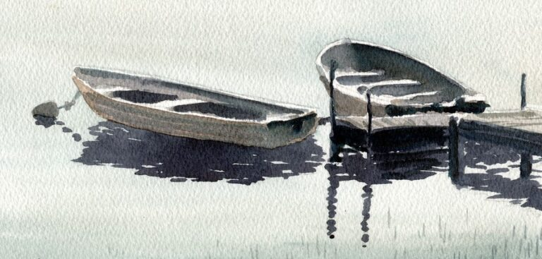 Rowing boats | A simple exercise