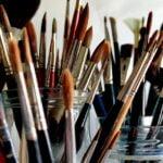 Beginner's choice of brushes
