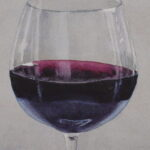 A glass of wine | An exercise