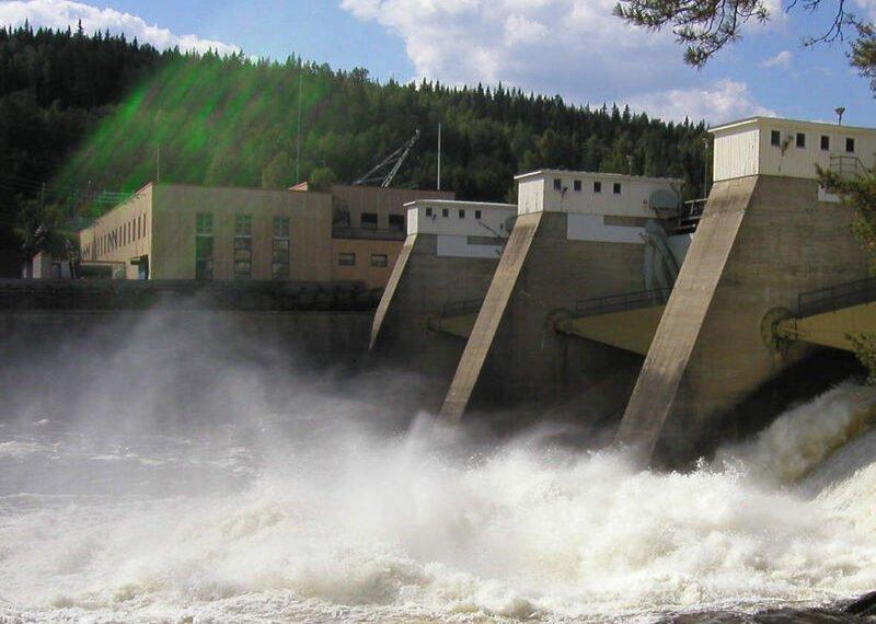 Vattenkraft – en övning