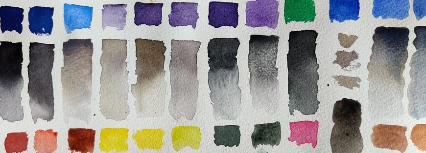 Hur jag blandar neutrala färger