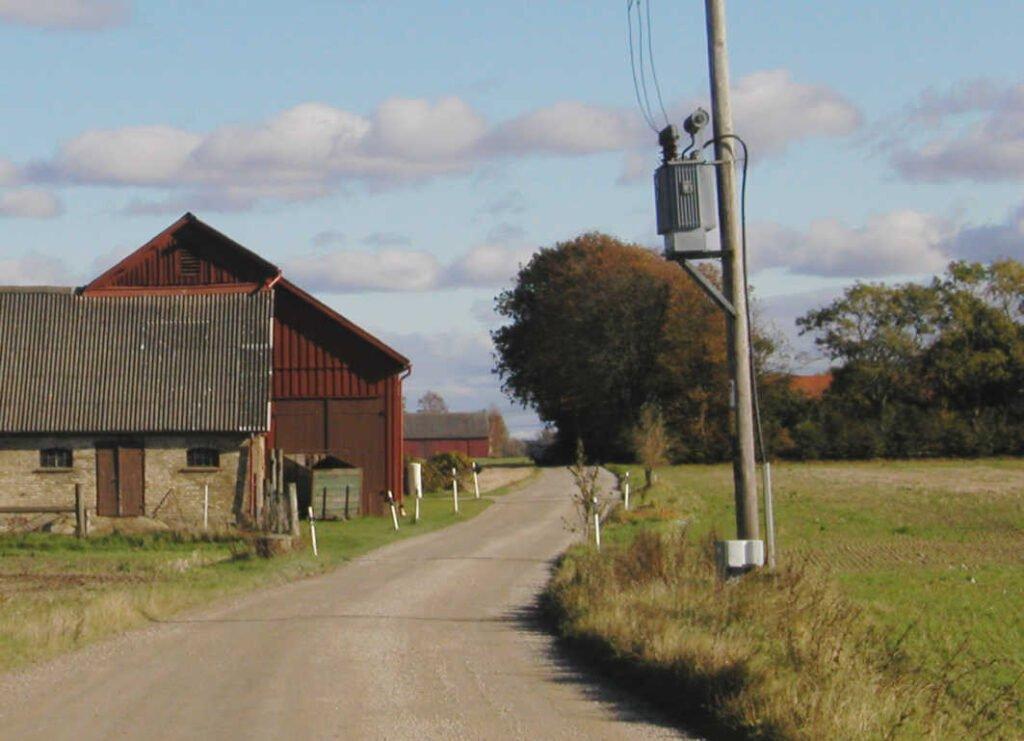 Sen eftermiddag på hösten, foto